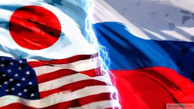 """Sina: РФ имеет """"козырь"""" для ответа на атаку Японии и США в направлении Курил"""