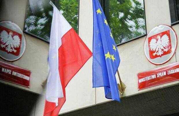 Своя среди чужих: ЕС вводит санкции против Польши
