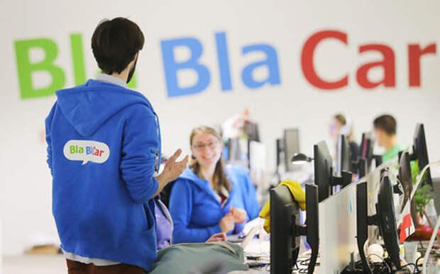 Попутчики в законе: снят запрет на работу BlaBlaCar в России