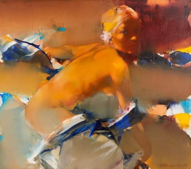 художник Валерий Блохин картины – 21