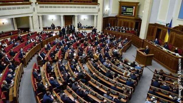 Рада исключила русских из списка коренных народов Украины