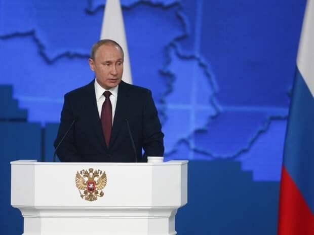 Путин предложил выплачивать беременным ежемесячно по 6360 рублей
