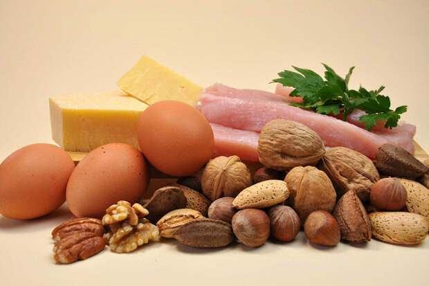 Какие проблемы создоровьем таят всебе модные белковые диеты