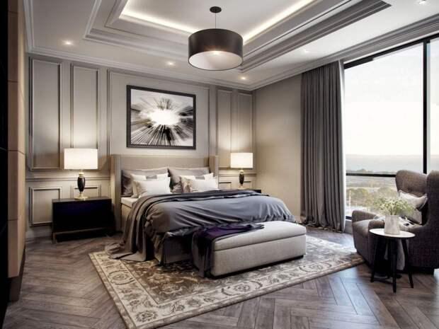 10 креативных идей для интерьера спальни