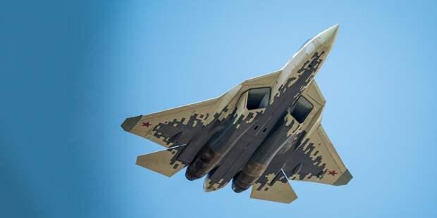 Законы физики – не предел: Минобороны показало испытание Су-57 на предельных режимах