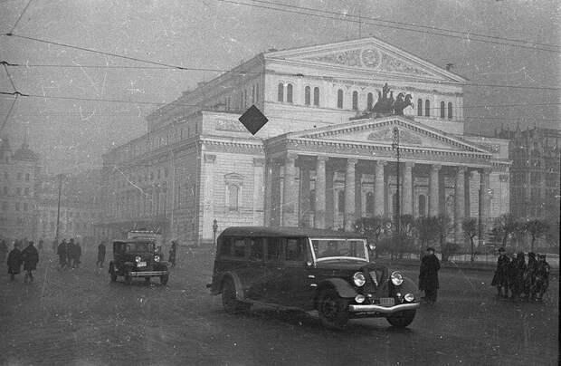 Большой театрт, СССР