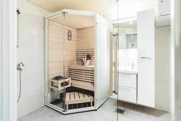 Почему в Финляндии ванны ставят не в ванных комнатах, а на пастбищах