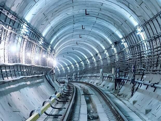Строительство Бирюлевской и Рублево-Архангельской линий метро хотят начать до конца года