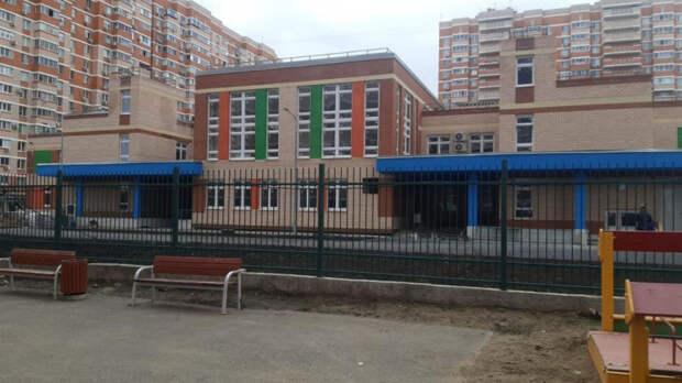 В Краснодаре достроят двухэтажный детский сад