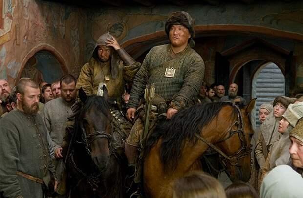Кадр из фильма «Орда». Источник: кинокомпания «Вольга»