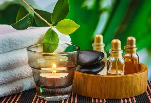 Целебные ароматы: масла для бани