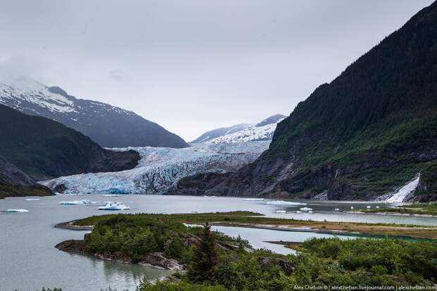 Alaska26 Такая впечатляющая Аляска