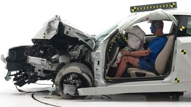 BMW 2-серии получила высшие оценки безопасности