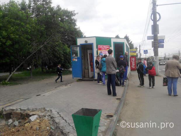 Ларек в едином для всей Удмуртии стиле обойдется предпринимателю не менее чем в 200 тыс рублей