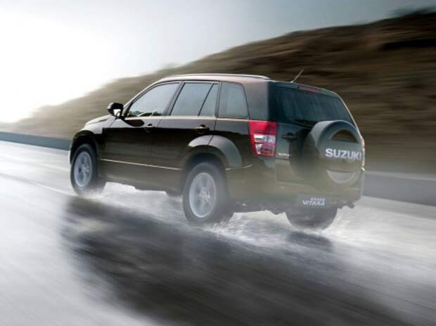 Suzuki обновила прайс-листы в России