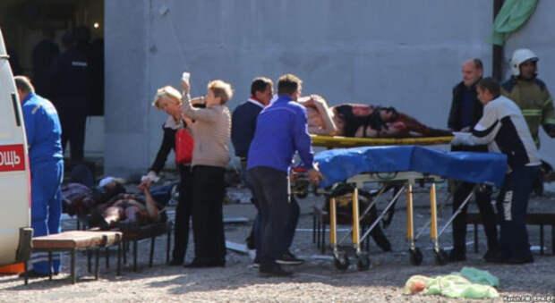 Страшный рассказ матери о поиске сына в морге после трагедии в Керчи