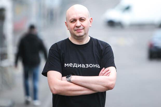 Главреда «Медиазоны» арестовали на 25 суток