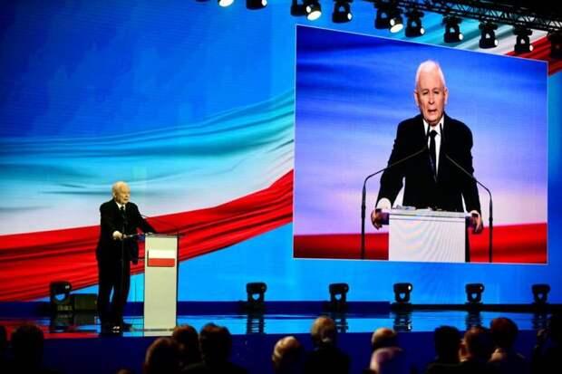 Европарламент: Правящая партия Польши встала на неправильную сторону истории