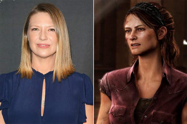 Анна Торв станет Тэсс в адаптации игры The Last of Us