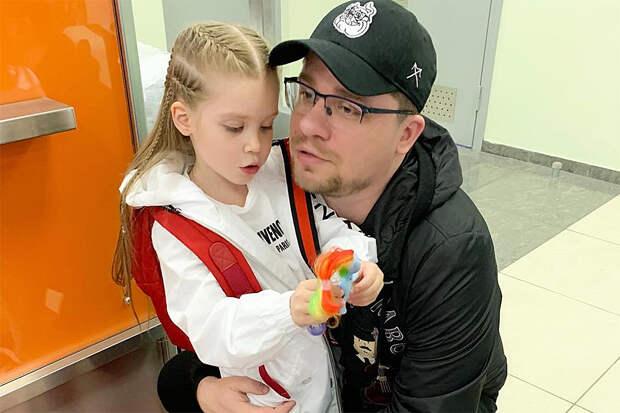 Харламов оставил шестилетней дочери особняк на Рублёвке