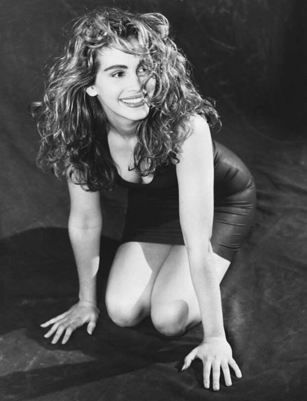 Джулия Робертс, 1990-е история, мгновения жизни, фотография