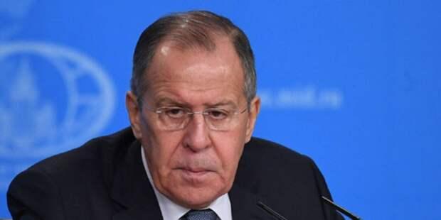 Лаврова позабавили новости о «тройном отравлении» Навального