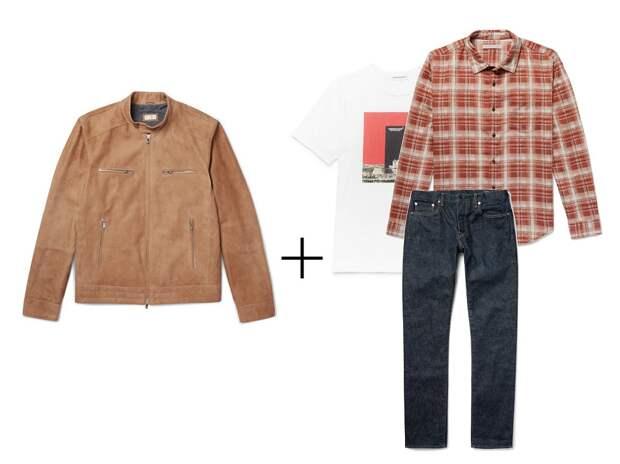 Мужские комплекты для осеннего гардероба