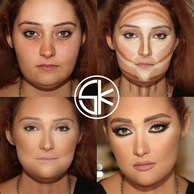 Что скрывает макияж: красавицы, которые нас шокировали