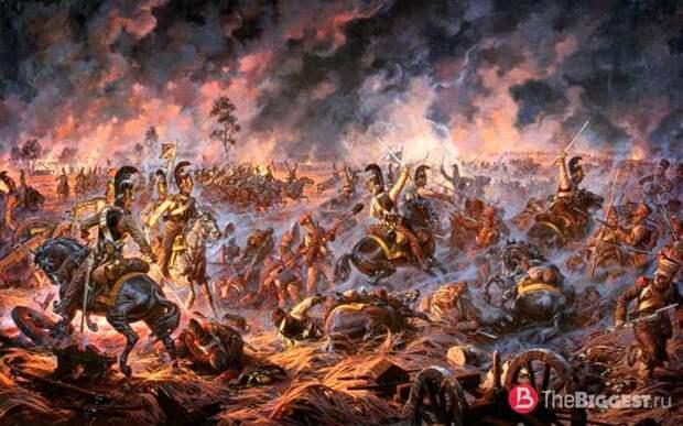 ТОП-10 самых кровопролитных войн в истории