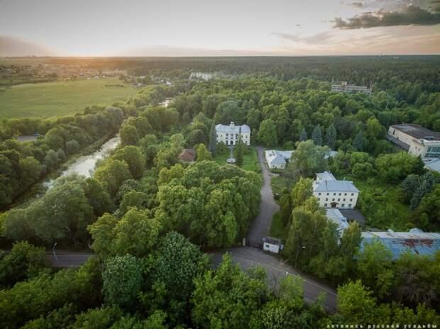 Усадьба Глинки, Московская область