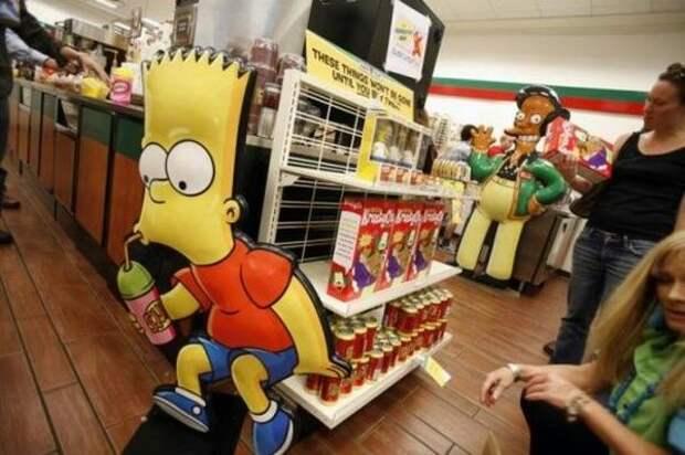 10 самых необычных магазинов (22 фото)