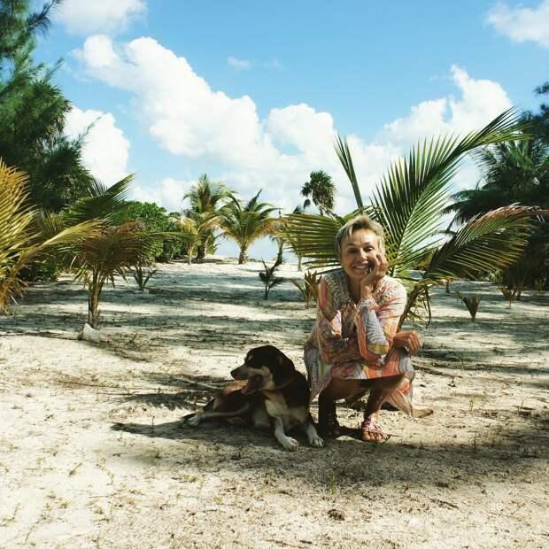 Пропавшая Наталья Андрейчено медитировала в джунглях