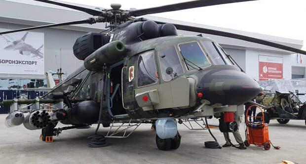 Российские компании будут строить многофункциональные вертолеты для армии Китая