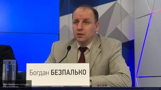 Богдан Безпалько: Если украинская власть отпустит Логунова, её обвинят в предательстве