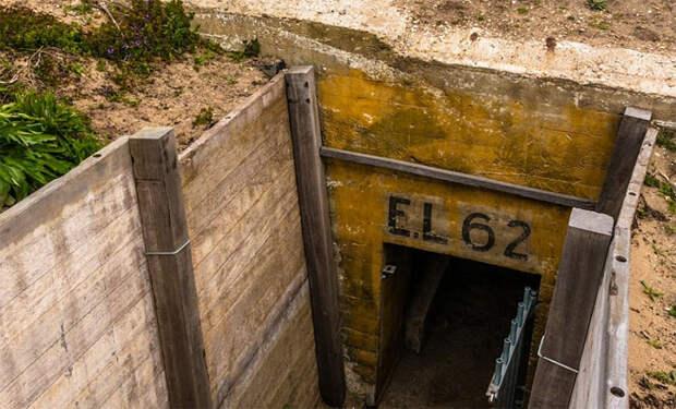 Подземный город нацистов: случайная находка археологов