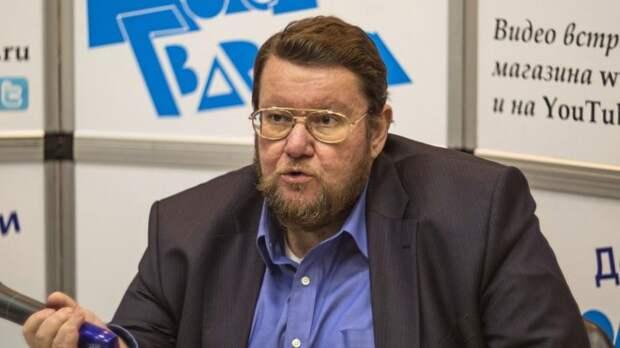 «Американская Петрушка»: Сатановский заявил, что Порошенко может объявить войну России в любой момент по приказу США