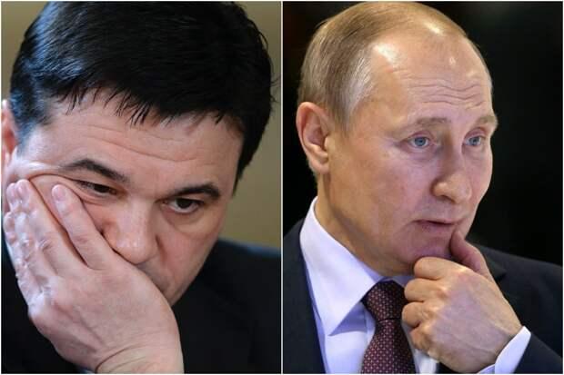 Кто сильнее Путина?