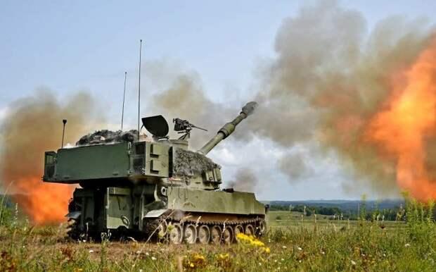Американские гаубицы научились сбивать крылатые ракеты
