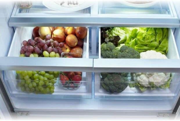 Секрет длительного хранения овощей и зелени.   Фото: Хранение продуктов и товаров народного потребления.