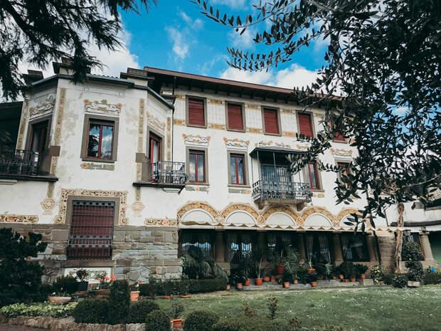 Озера Северной Италии: Изео и Комо (1 часть)