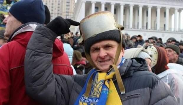 Украинская нация построила гуманитарную тюрьму для народов Украины