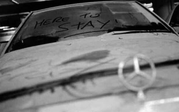 Немец потерял на парковке машину и спустя 20 лет нашел!