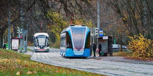 Трамваи в Коптеве планируется запустить до 10 мая — Дептранс