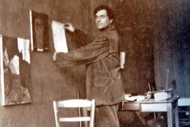 История о коллекции Баталовых картин Модильяни обросла подробностями