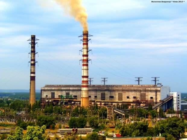 Трипольская ТЭС под Киевом на грани остановки