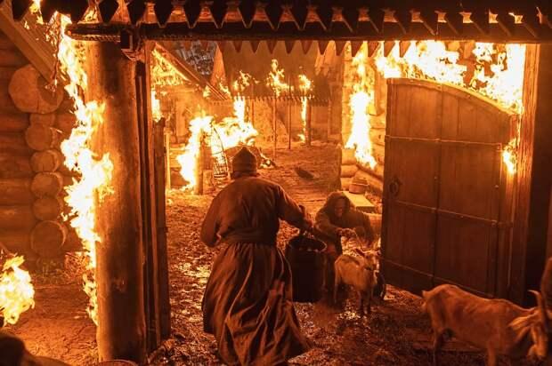 «Грозный» завоюет малые экраны 23 ноября