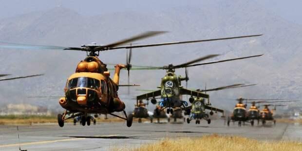 Ничего личного, но и не просто бизнес. Почему Афганистан отказывается от Ми-17
