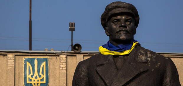 Ющенко: Я злюсь, потому что Ленин не создавал Украину