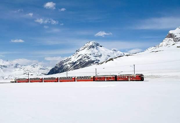 Chbahns67 Топ 5 самых необычных железных дорог Швейцарии