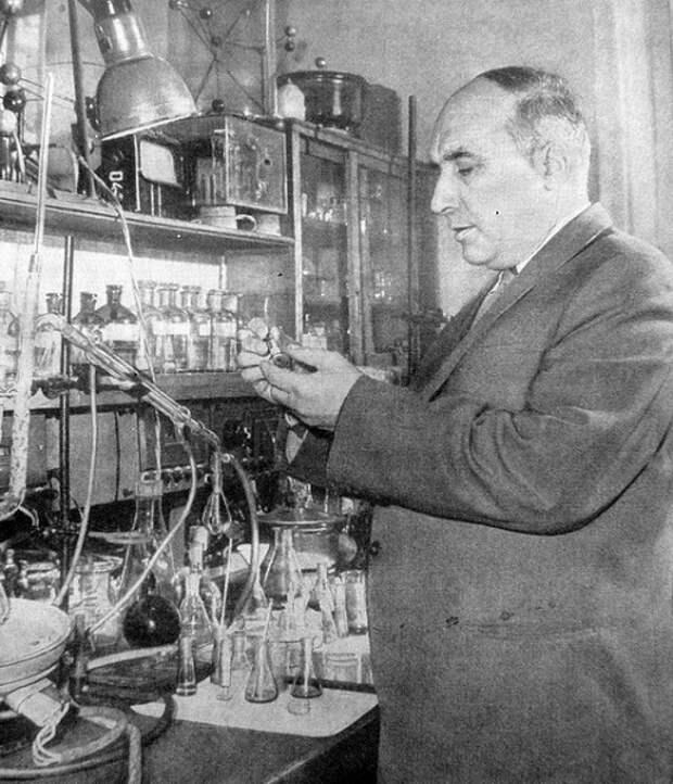 Как академик Несмеянов хотел накормить граждан СССР продуктами изнефти